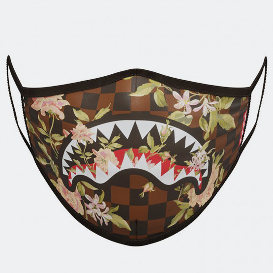 Sprayground Shark Flower Fashion Mask