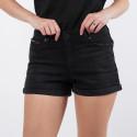 Tommy Jeans Mid Rise Denim Short Γυναικείο Σορτσάκι