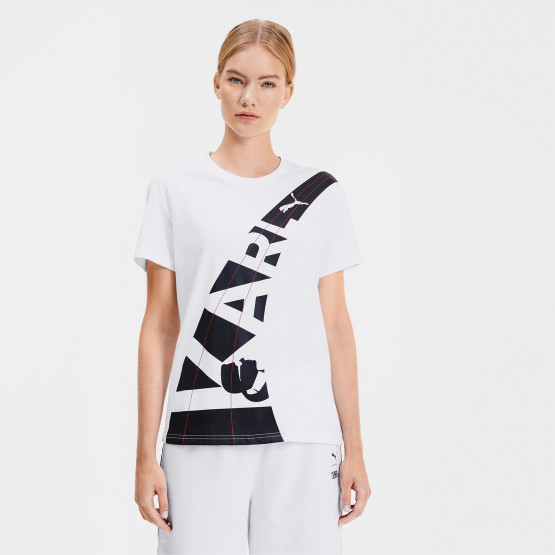 Puma X Karl Lagerfeld Women's Tee