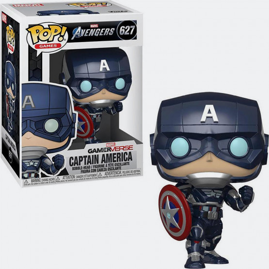 Funko Pop! Marvel: Avengers Gameverse - Captain America