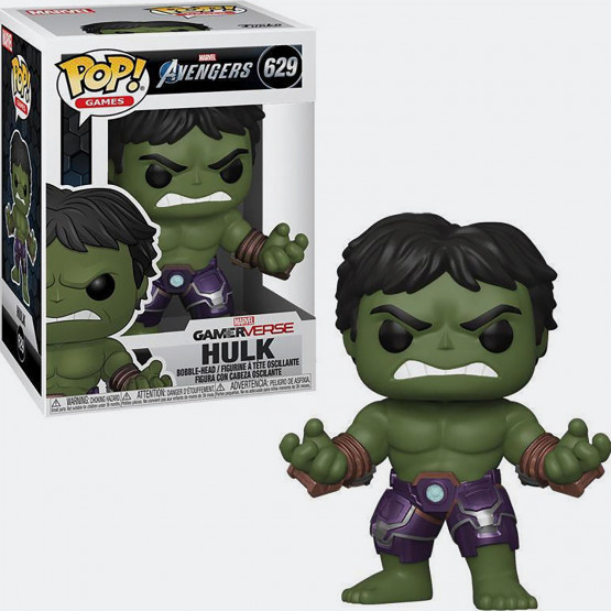 Funko Pop!  Marvel: Avengers Gameverse - Hulk