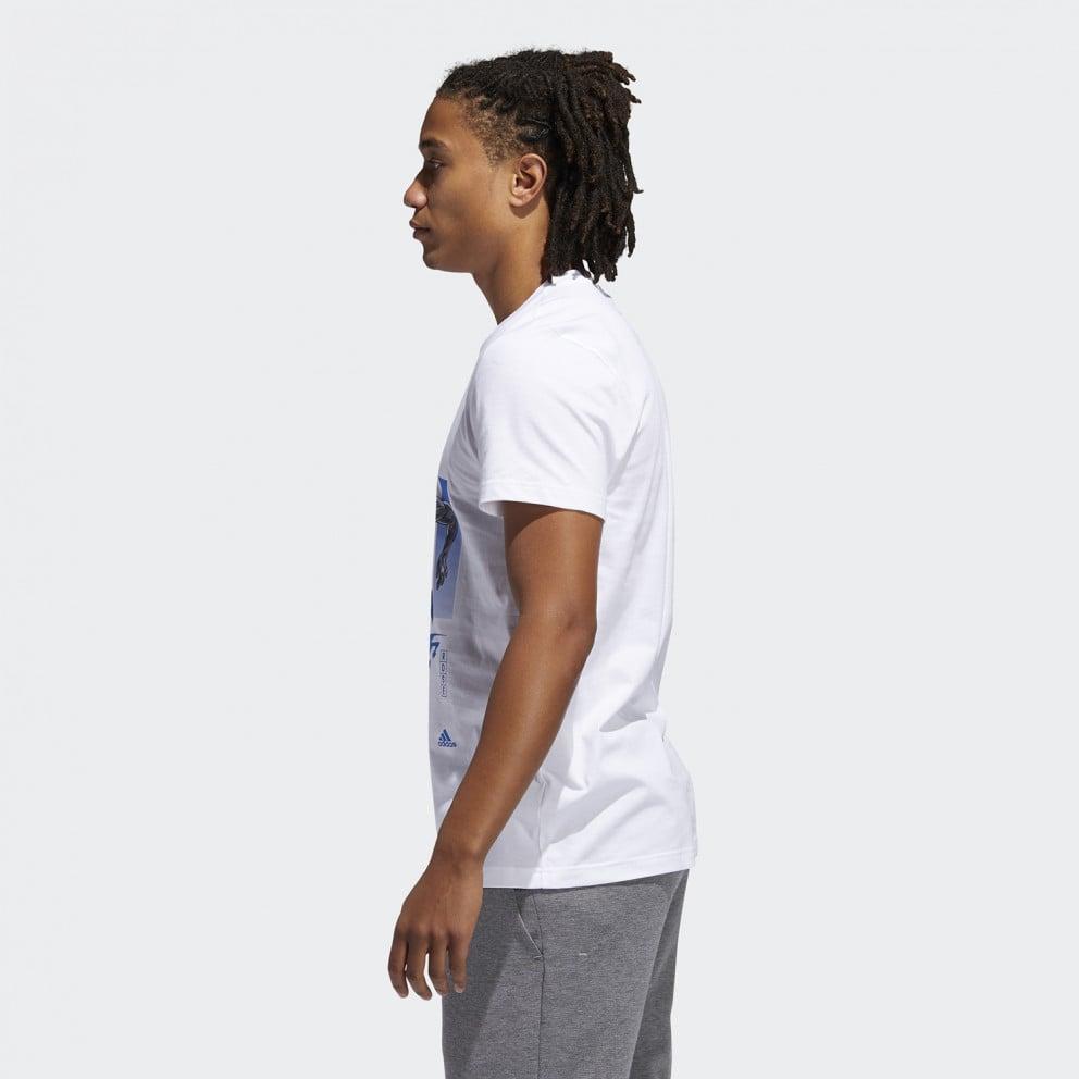 Adidas Rose Geek Up Men's Tee