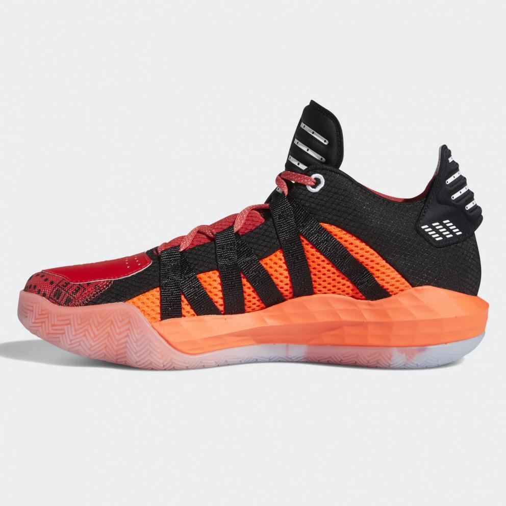adidas Performance Dame 6 Ανδρικά Μπασκετικά Παπούτσια