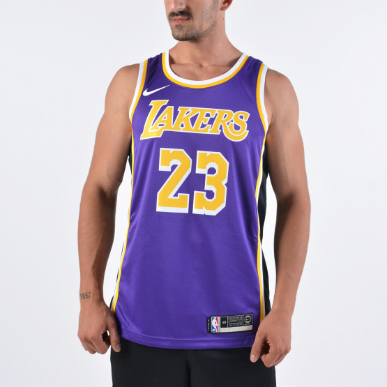 Nike Lebron James Lakers Statement Edition Jersey