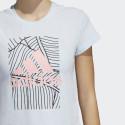 adidas Performance Vibes Γυναικείο Μπλουζάκι