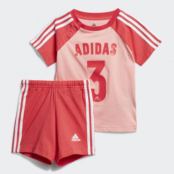 adidas Performance Sport Summer Infants' Tracksuit