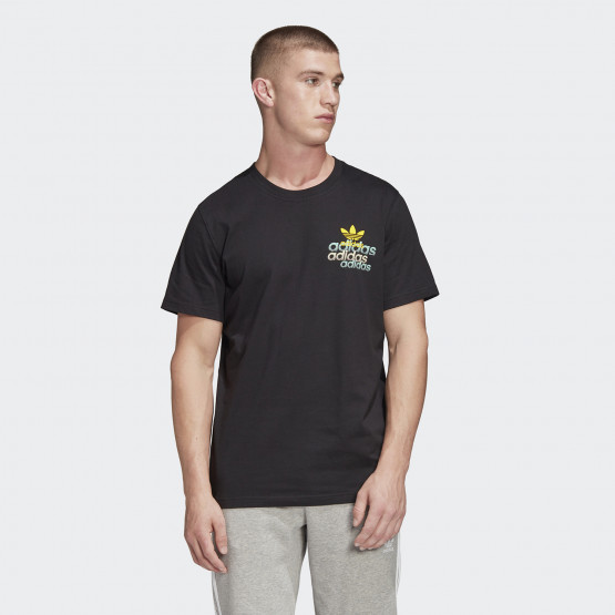 adidas Originals Shattered Embroidered Ανδρικό Μπλουζάκι