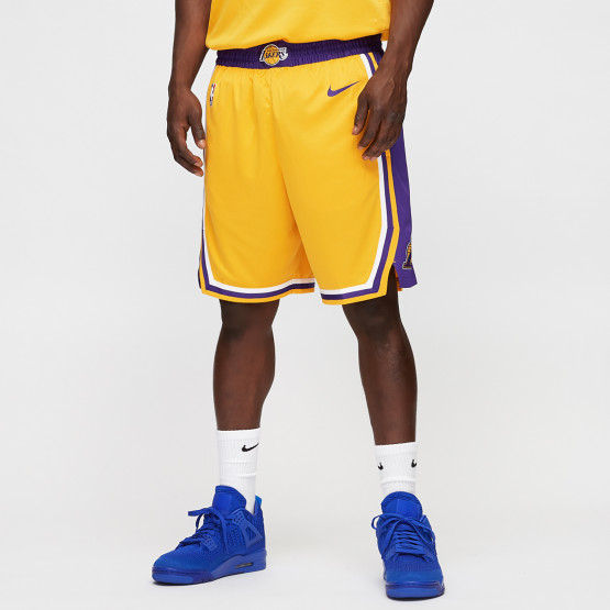 Nike Los Angeles Lakers Swingman Men's Shorts Road