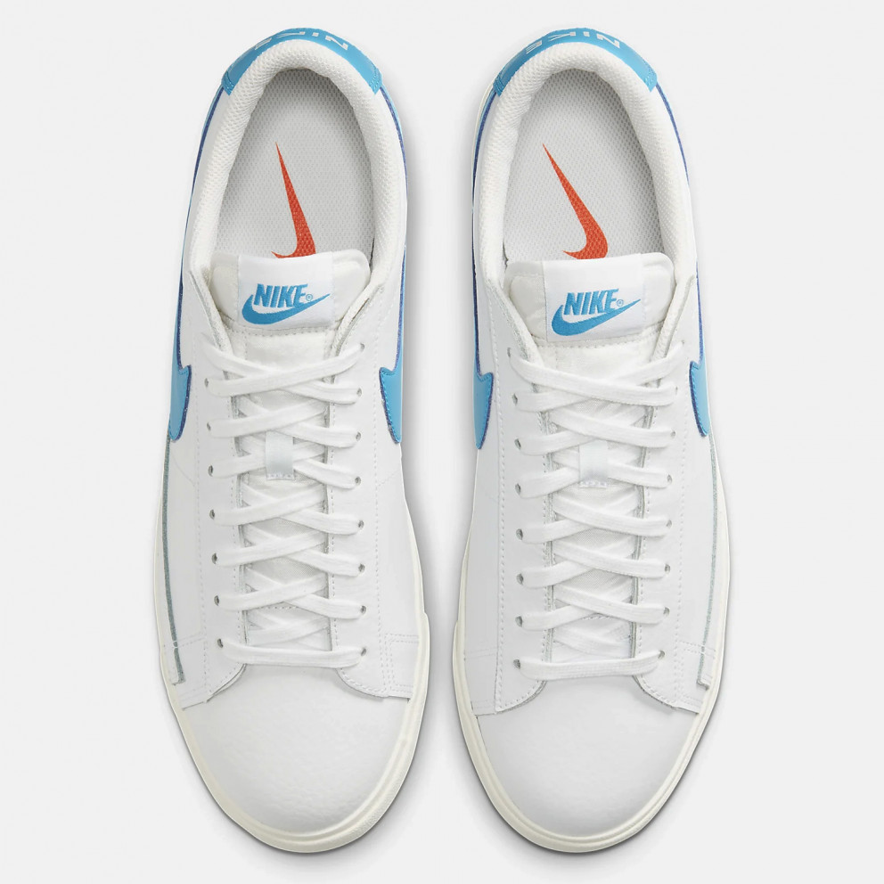 Nike Blazer Low Leather Ανδρικά Παπούτσια