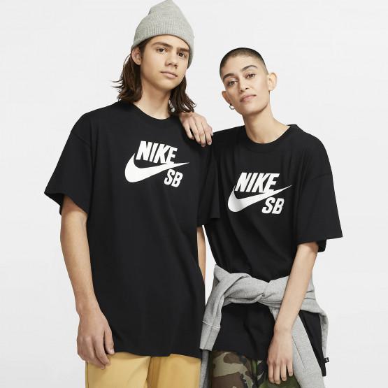 Nike SΒ Men's Logo Skate T-Shirt Unisex Μπλούζα