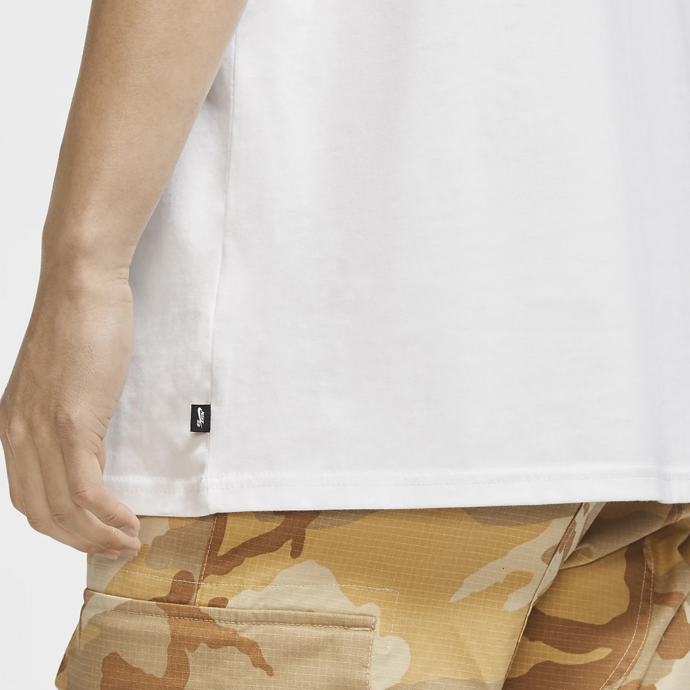 Nike SΒ Men's Camo Skate T-Shirt Ανδρική Μπλούζα