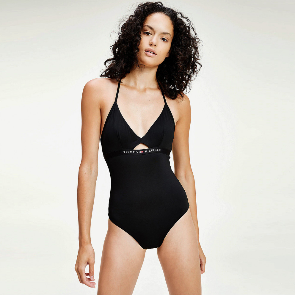 Tommy Jeans Cutout One-Piece Swimsuit