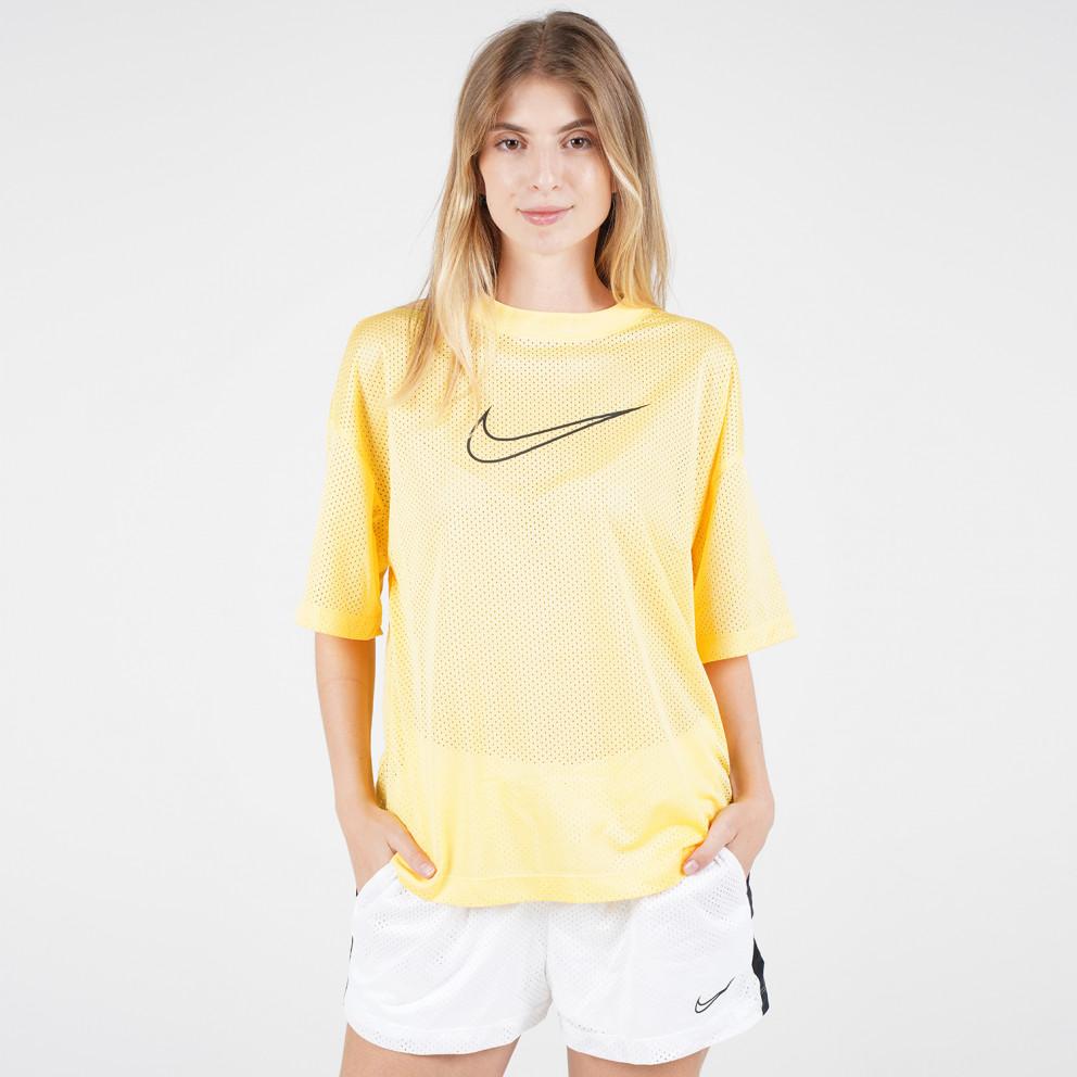 Nike Sportswear Mesh Γυναικείο Μπλουζάκι