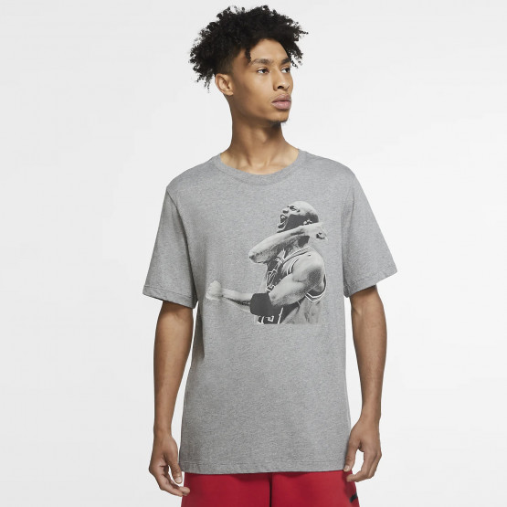 Jordan Jumpman Photo Ss Crew Men's Tee
