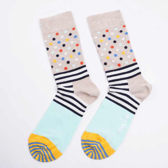 Happy Socks Stripes & Dots Unisex Socks