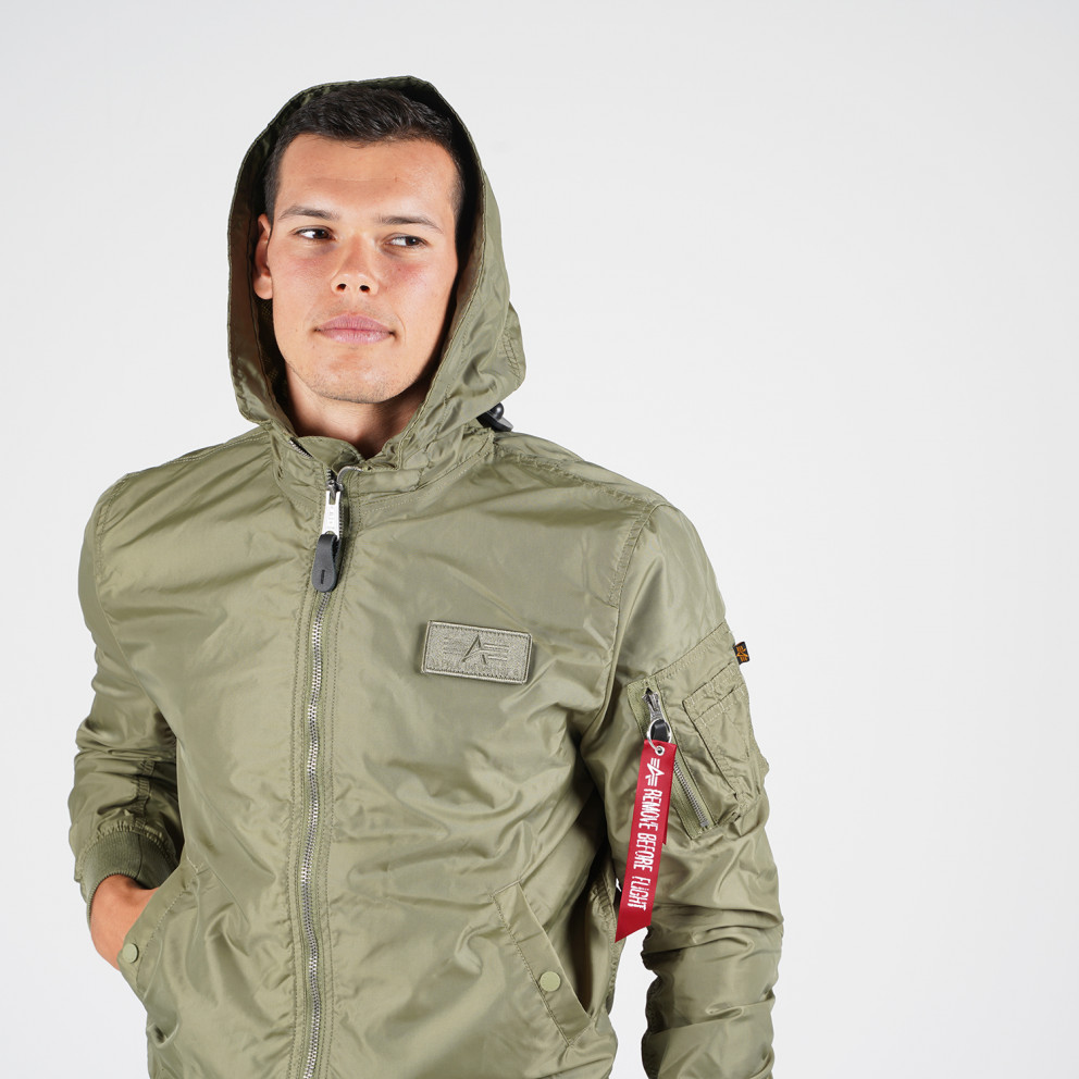 Alpha Industries MA-1 LW Hooded