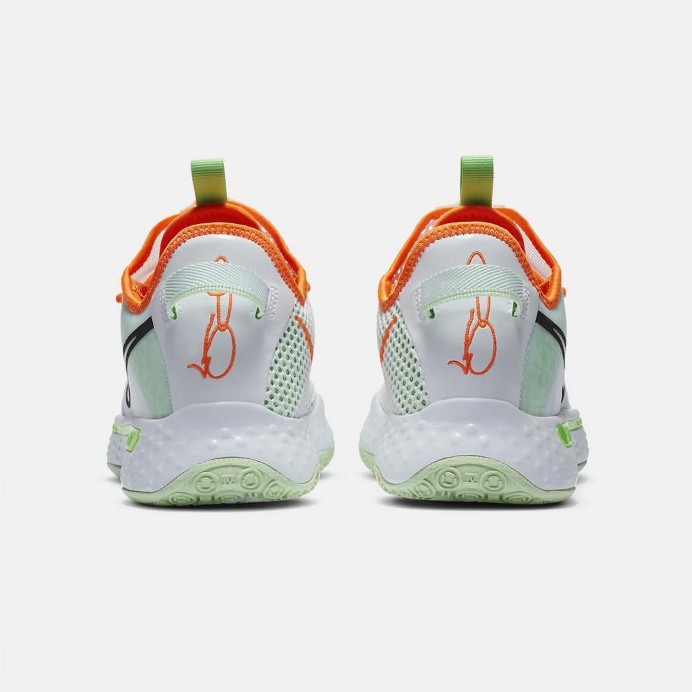 """Nike PG 4 Gatorade """"White"""" Men's Shoes"""