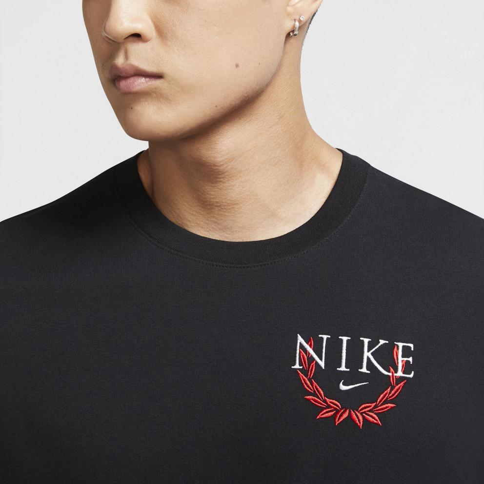Nike Dri-FIT Ανδρικό Basketball Μπλουζάκι