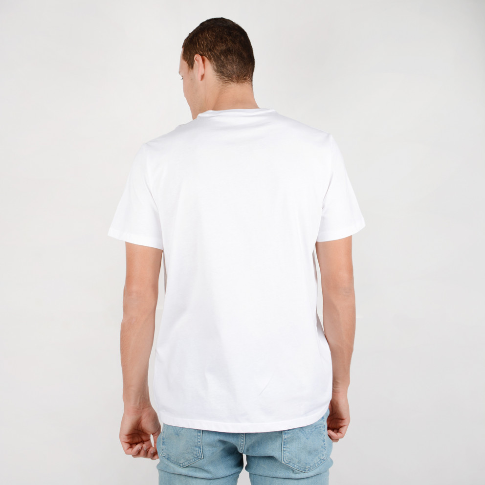 Levis Housemark Graphic Tee Hm Ssnl World Whi