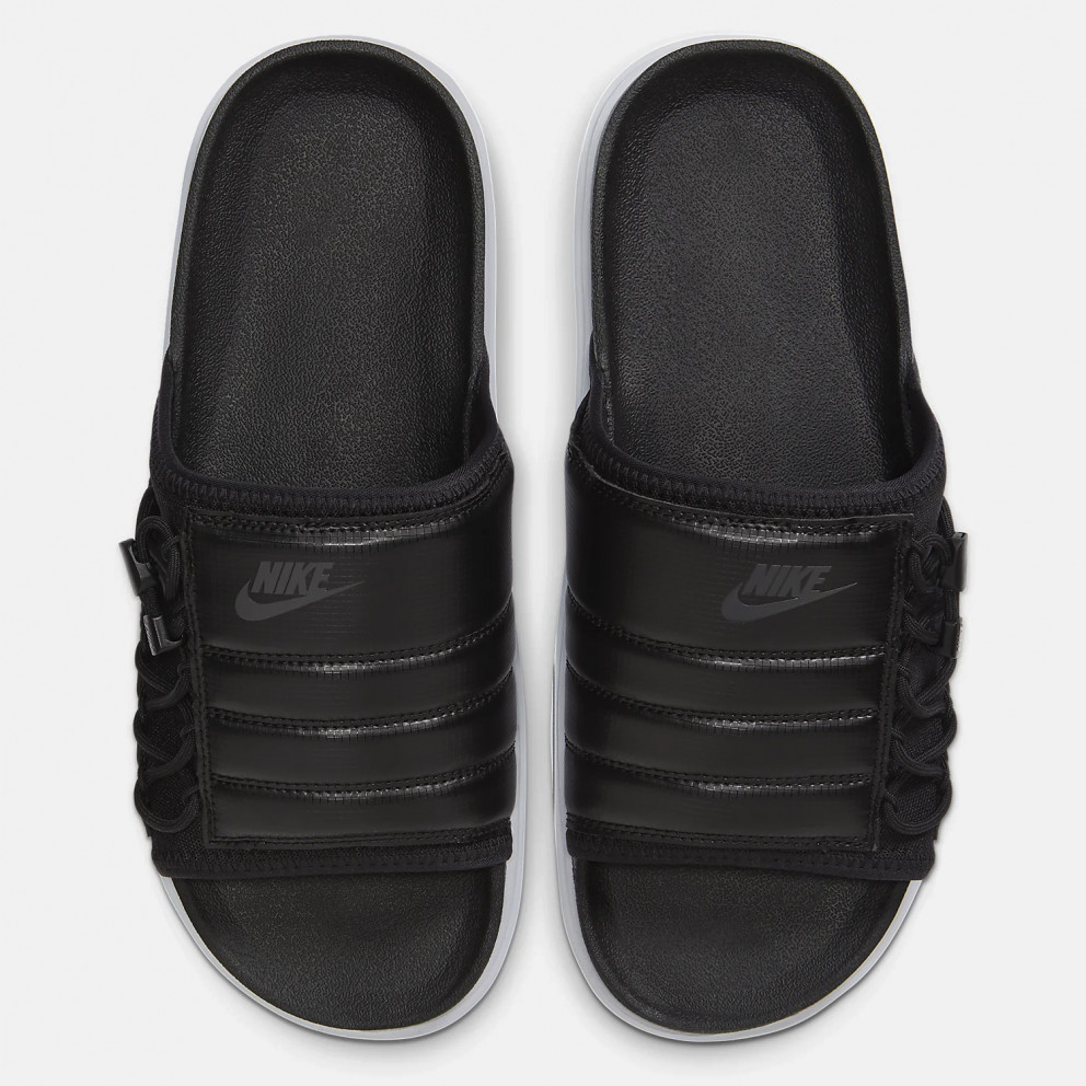 Nike Asuna Slide BLACK/ANTHRACITE-WHITE
