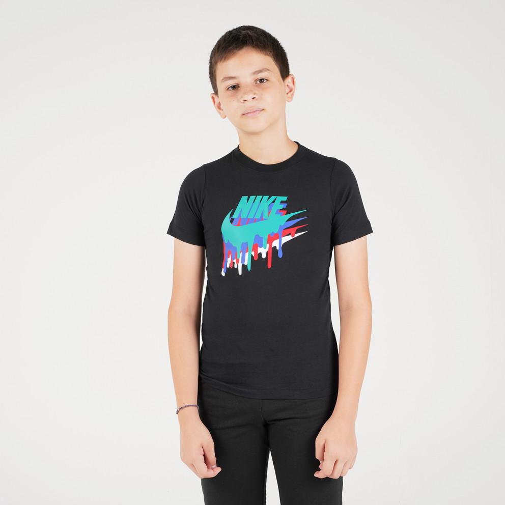 Nike Sportswear Melted Crayon Kids' Tee