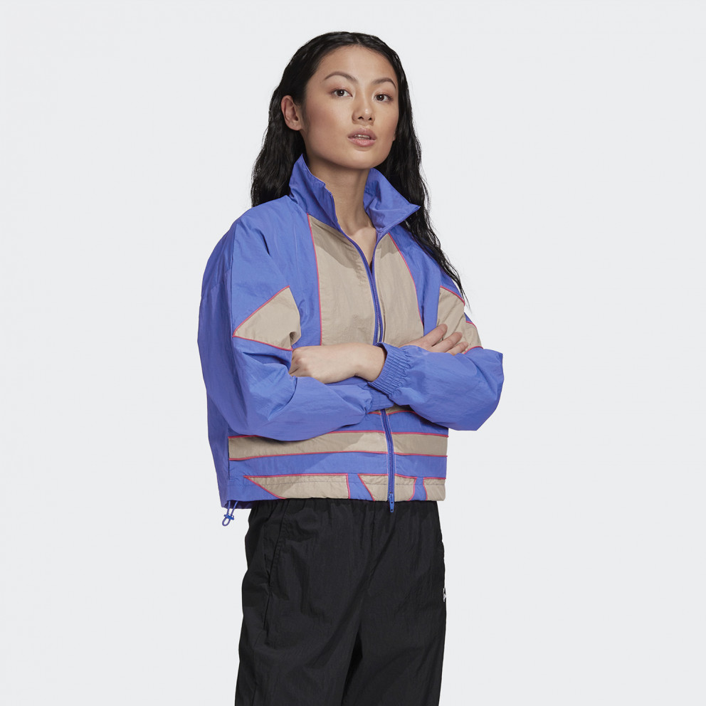 adidas Originals Adicolor Large Logo Γυναικείο Μπουφάν