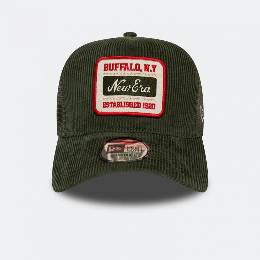 NEW ERA Fabric Patch Trucker Γυναικείο Καπέλο