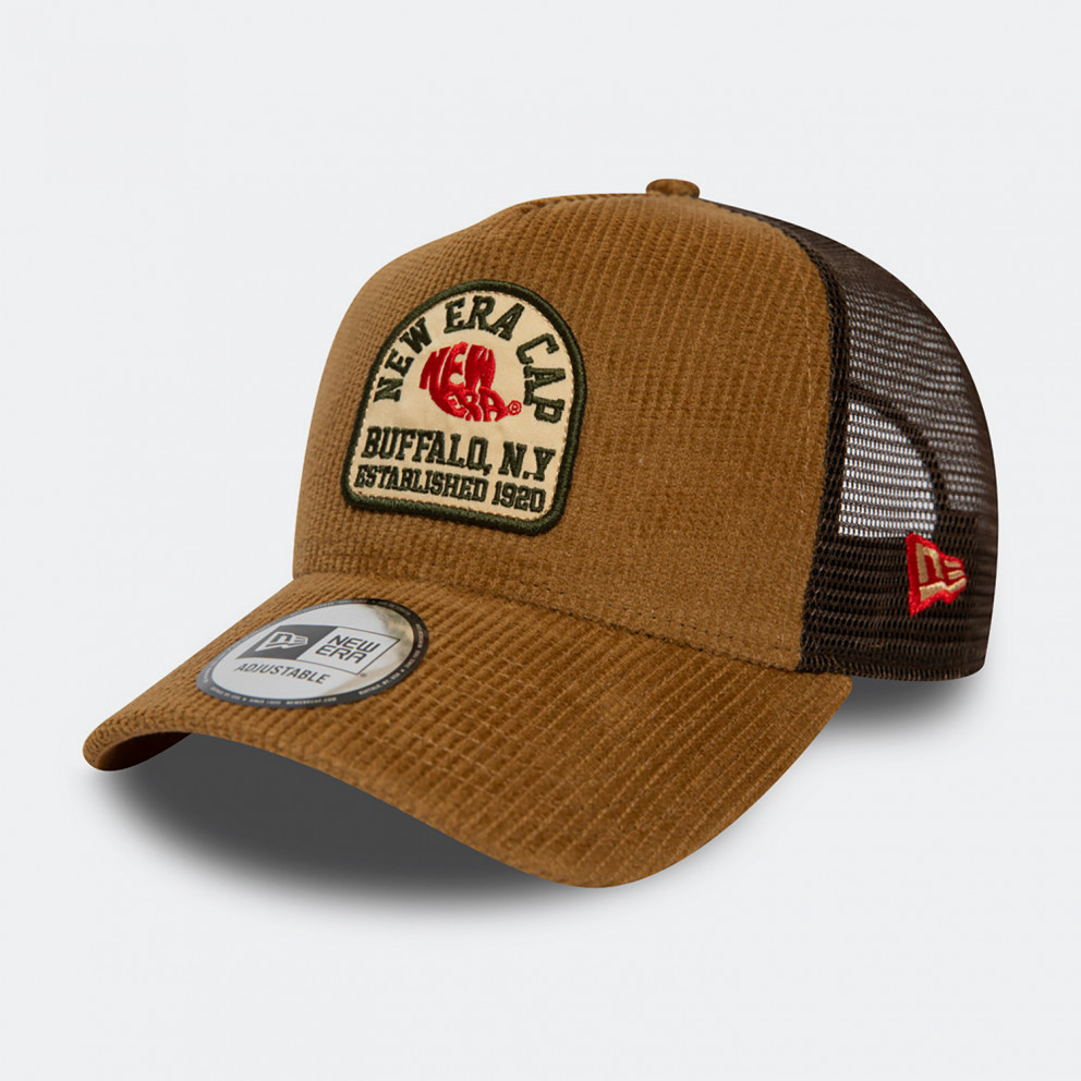 NEW ERA Ne Fabric Patch Trucker