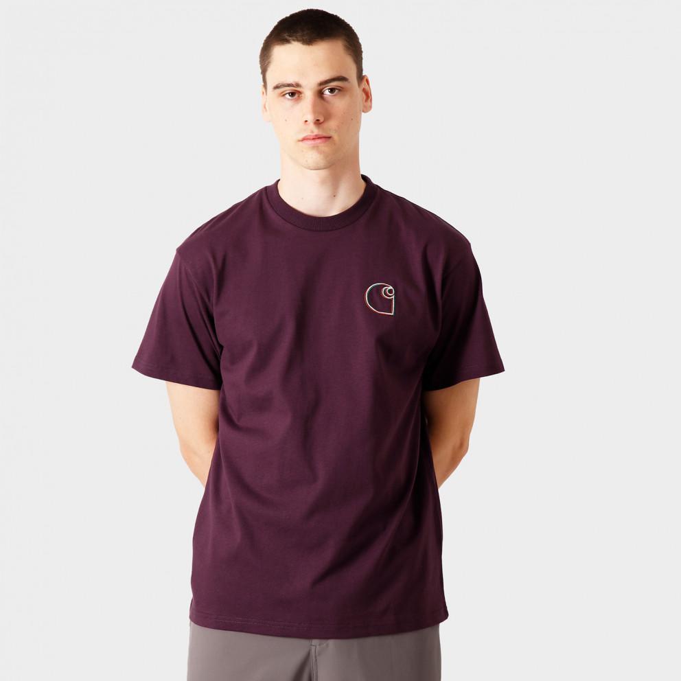 Carhartt WIP Commission Logo Men's T-Shirt