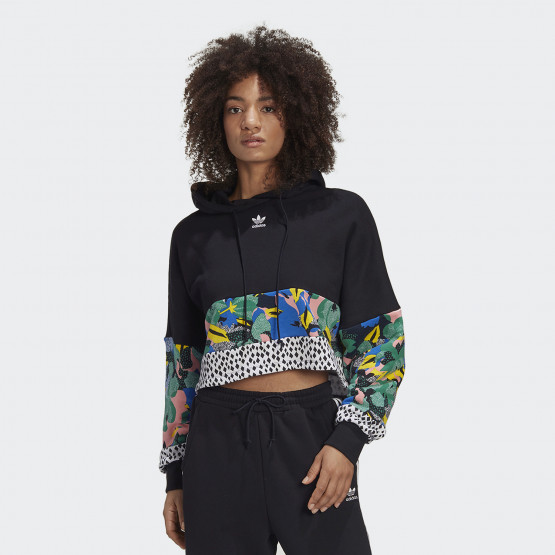 adidas Originals Her Studio London Cropped Γυναικείο Φούτερ