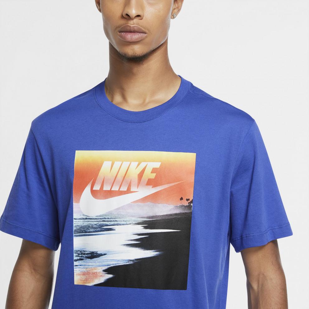 Nike Summer Photo Ανδρική Μπλούζα