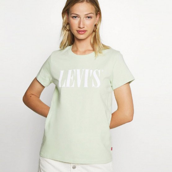 Levi's 90'S Serif Logo Perfect Graphic Γυναικεία Μπλούζα