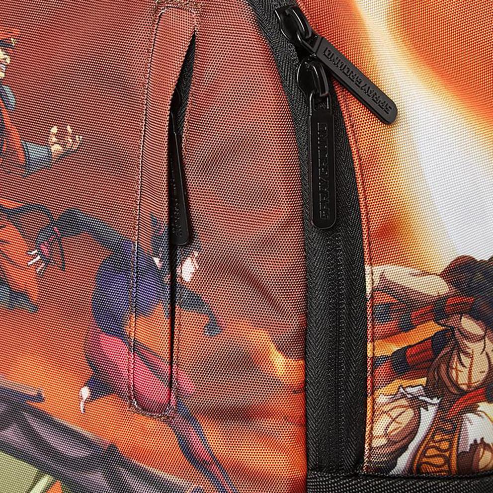 Sprayground Street Fighter: Villains On The Run