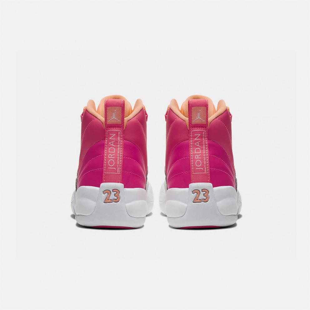 Jordan Air 12 Retro Kids Girls' Shoes