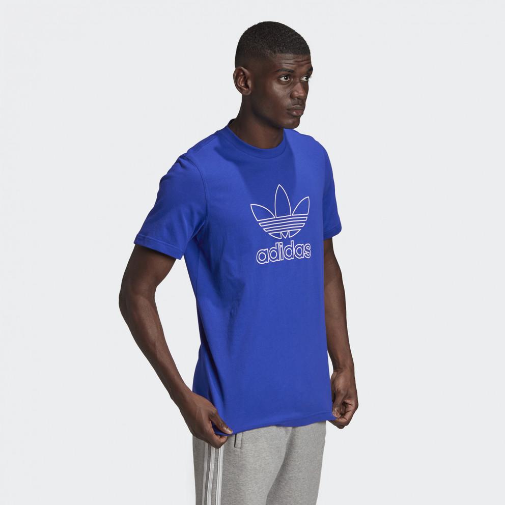 adidas Originals Trefoil Outline Ανδρική Μπλούζα
