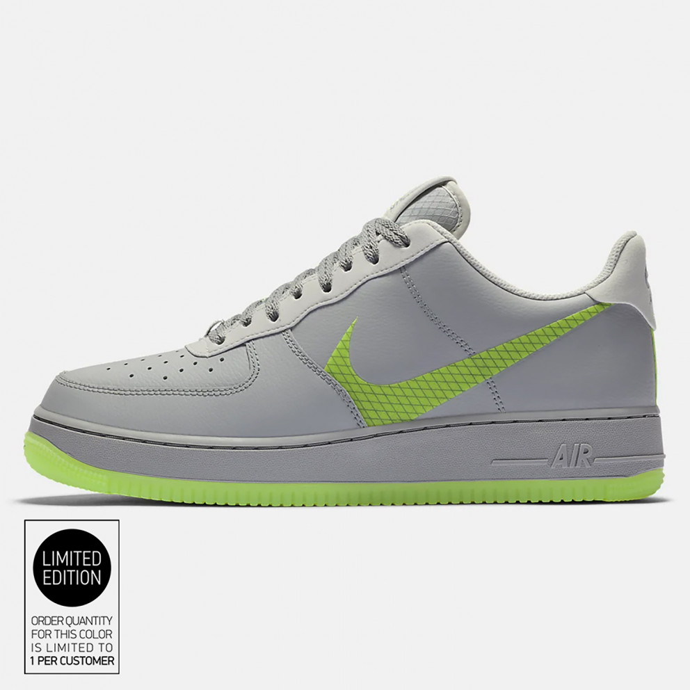Nike AIR FORCE 1 '07 LV8 3 WOLF GREY