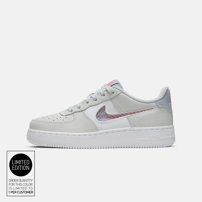 Nike Air Force 1 Lv8 (Gs) PURE PLATINUM