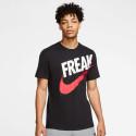"Nike Dri-FIT Giannis ""Freak"" Ανδρικό T-Shirt Για Μπάσκετ"