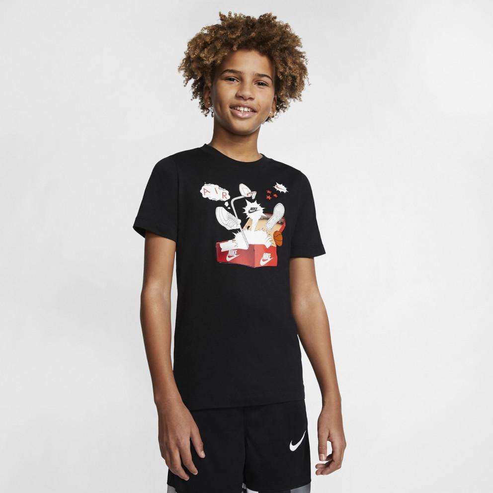 Nike B Nsw Tee Shoebox Af1