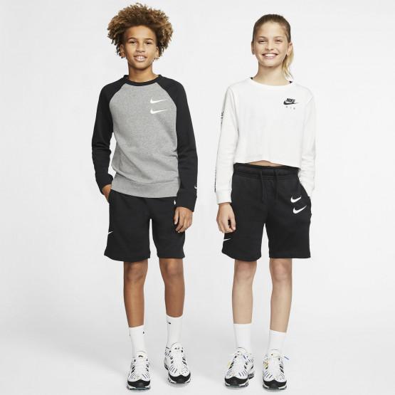 Nike Sportswear Older Παιδικό French Terry Σορτσάκι