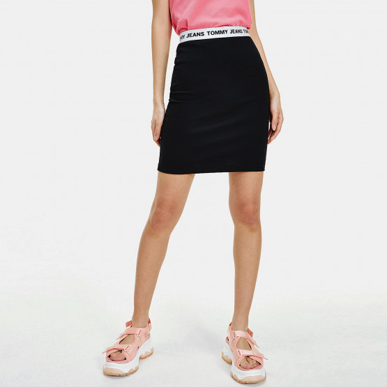 Tommy Jeans Bodycon Women's Skirt