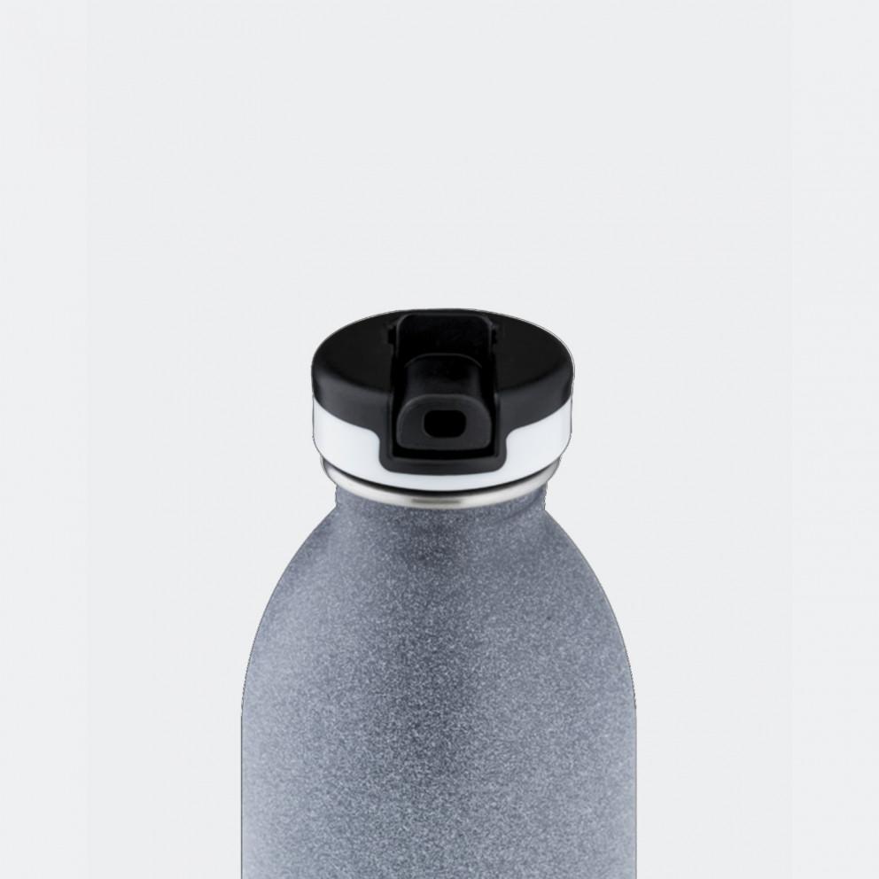 24Bottles Urban Tempo Grey Ανοξείδωτο Μπουκάλι 500ml