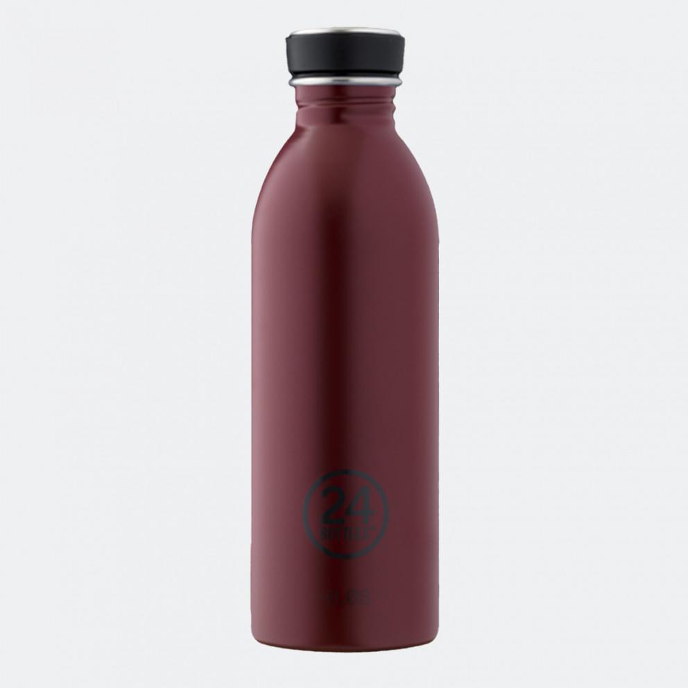 24Bottles Urban Country Red Ανοξείδωτο Μπουκάλι 500ml