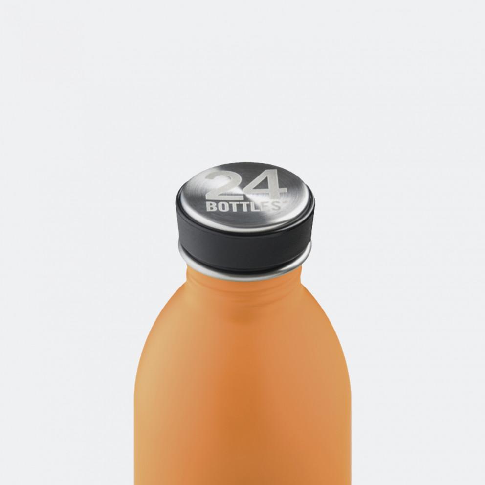 24Bottles Urban Total Orange Ανοξείδωτο Μπουκάλι 500ml