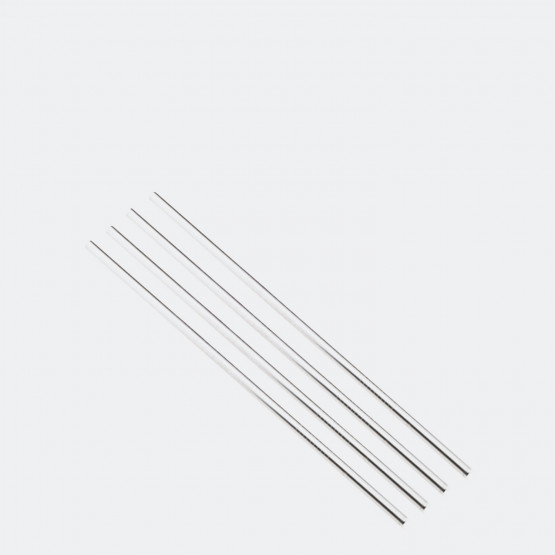 24Bottles Stainless Steel 4 Pack Straws