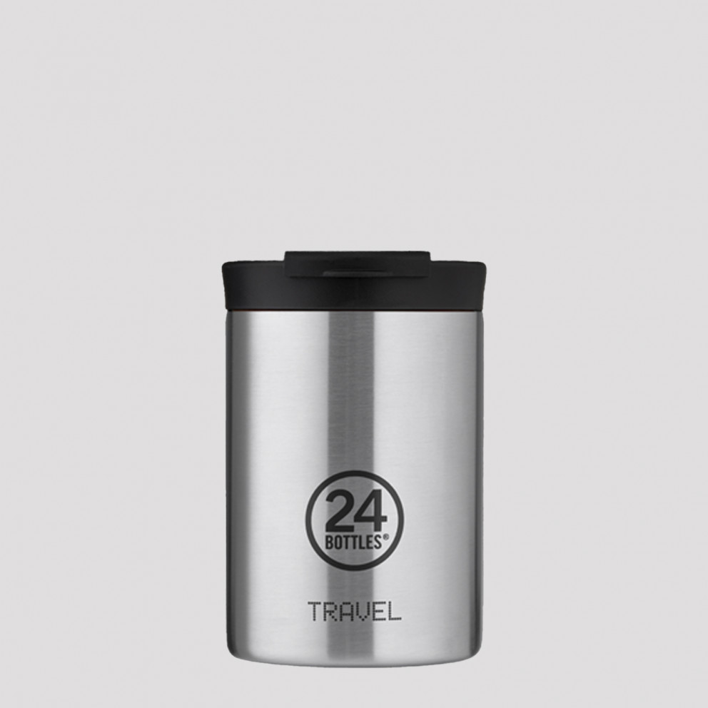 24Bottles Travel Tumbler Ανοξείδωτο Ποτήρι Θερμός 350 ml