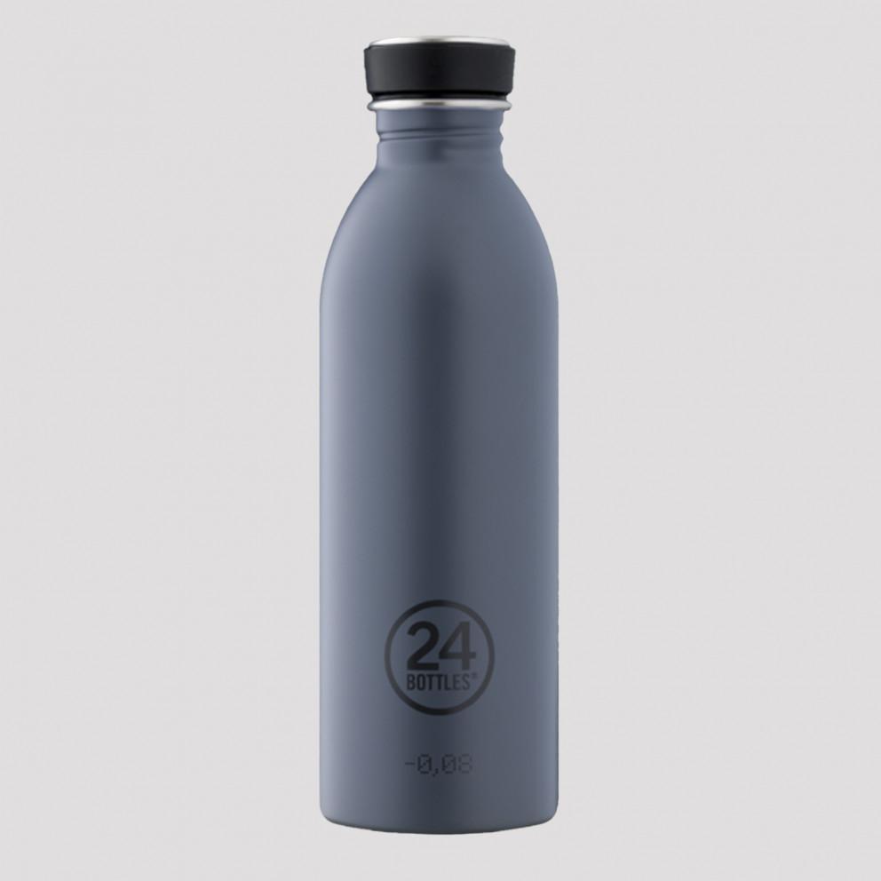24Bottles Urban Grey Ανοξείδωτο Μπουκάλι 500ml