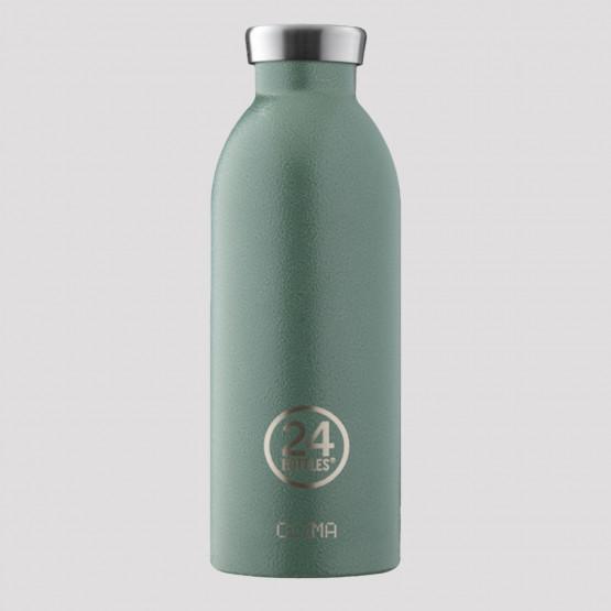 24Bottles Clima Rustic Moss Green Ανοξείδωτο Μπουκάλι 500 ml