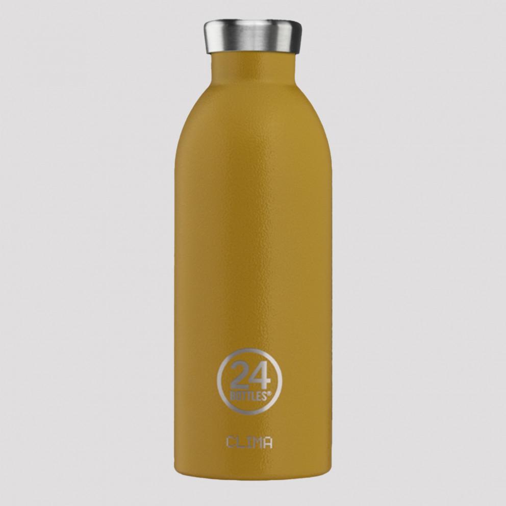 24Bottles Clima Safari Khaki Ανοξείδωτο Μπουκάλι 500 ml
