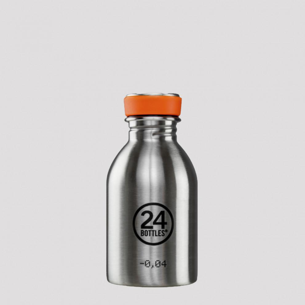 24Bottles Urban Steel Ανοξείδωτο Μπουκάλι 250ml